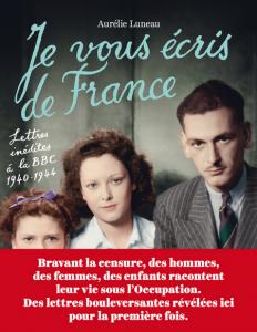 Je vous ecris de France