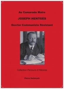 Couverture livre Joseph Hentges